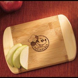 Mickey Chef Cutting Board